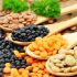 Ernährung bei Reizdarm: Ballaststoffe