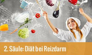 Diät bei Reizdarm