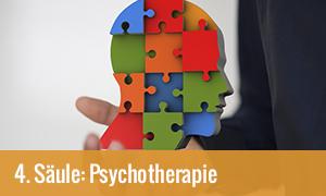 Reizdarmsyndrom Behandlung mit Psychotherapie