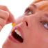 Tablette schlucken
