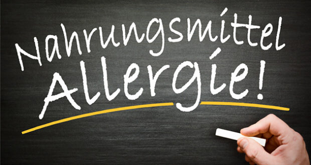 Die häufigsten Nahrungsmittelallergien und Unverträglichkeiten