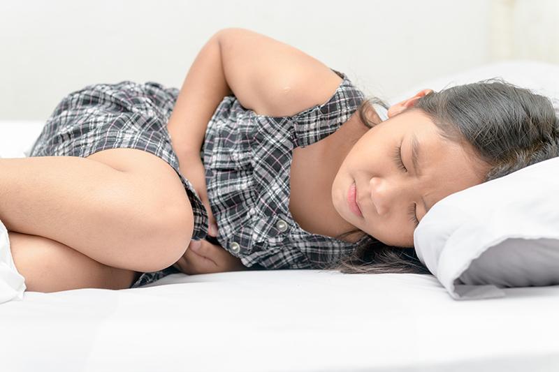 Reizdarm - auch Kinder leiden