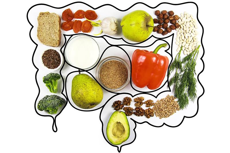Ernährungsumstellung für einen gesunden Darm